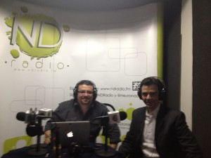Octavio Regalado Conferencista de Redes Sociales y Mercadotecnia en México y Latinoamérica con Guillermo Pérez Bolde